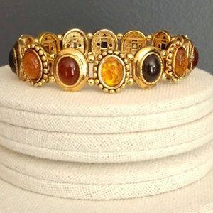 Jewelry - Glass bead stretch bracelet